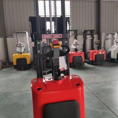 鑫力惠州电动升降车,全电动堆高车厂家,板田电瓶液压叉车