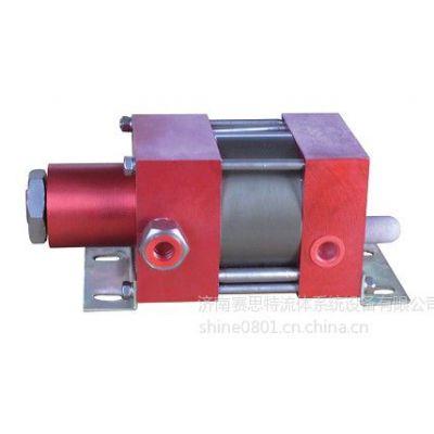 供应空气增压泵 压缩空气增压机