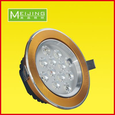 供应广州美晶照明科技有限公司供应LED天花射灯 高档天花灯 12W天花射灯 厂家直销天花射灯