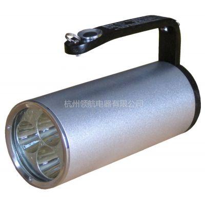 供应杭州领航电器BZ4100固态手提防爆探照灯,生产厂家