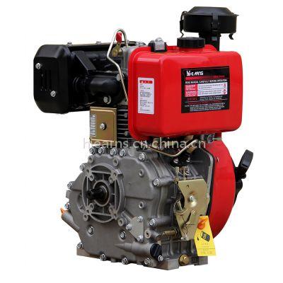 13马力 192FB单缸风冷柴油机 微耕机动力 性能稳定