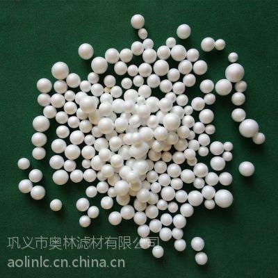 供应泡沫滤珠滤料具有重量轻、比表面积大
