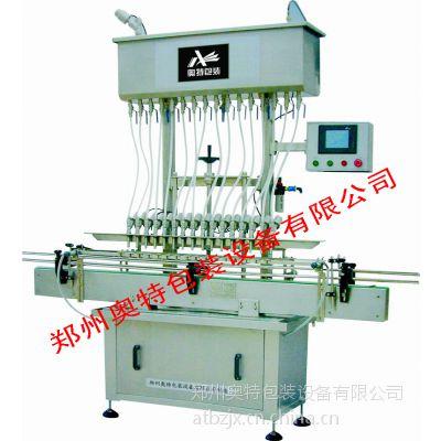 郑州厂家 AT-L16 果汁饮料灌装机 酒水灌装机