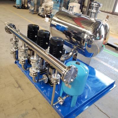 卓智 不锈钢二次加压供水设备 专业医院无负压变频供水设备专业定制