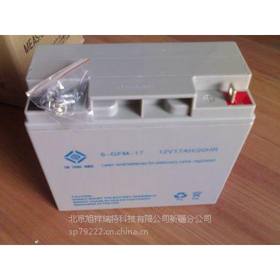 石河子市UPS蓄电池太阳神12V24AH铅酸免维护蓄电池