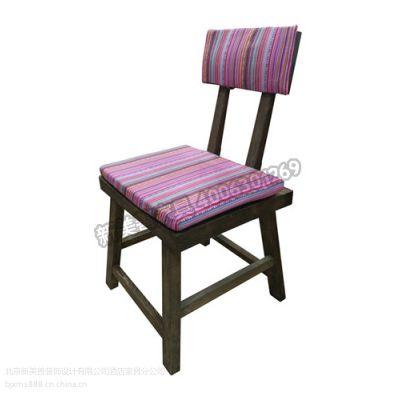 供应新美善酒店家具老榆木餐桌餐椅,餐椅定制批发(厂家直销)