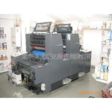 供应德国进口海德堡2000年产SM 52-2型双色胶印机
