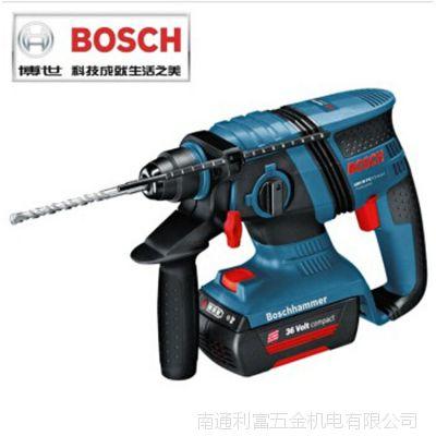 原装 博世BOSCH电动工具锂电充电式电锤/锤钻GBH36V-Li Compact