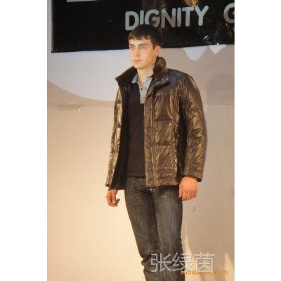 欧美风格男式皮衣 尼克服 皮羽绒 实体批发零售 诚招实力代理加盟