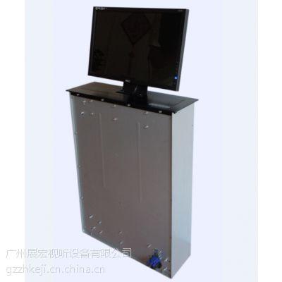 汉中供应19寸品牌液晶屏升降器,汉中液晶屏升降器批发