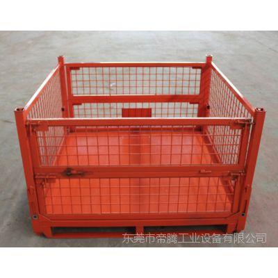 东莞帝腾DT-001折叠式仓储笼直接生产厂家