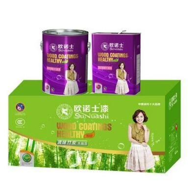 供应中国绿色建材产品清味竹炭木器漆