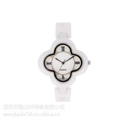 定做手表哪家好【稳达时钟表】不锈钢石英手表厂家