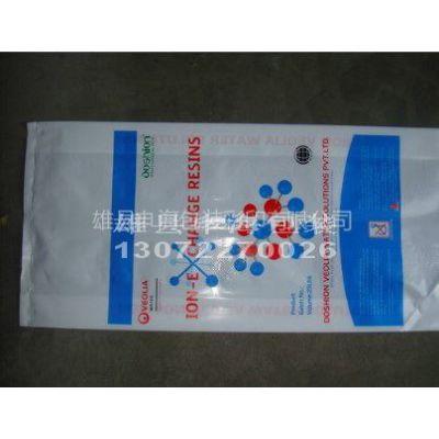 供应专业生塑料袋 M折防滑袋 PE阀口袋 手提袋重包袋