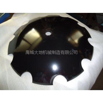 供应660mm圆盘缺口耙片