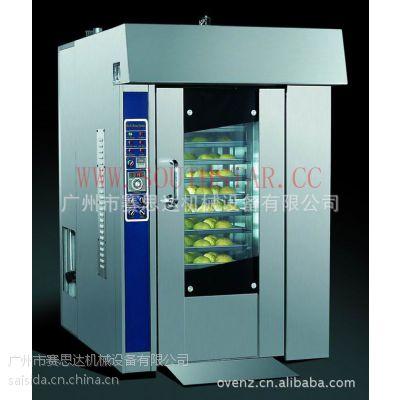 赛思达CRO-12A柴油热风旋转炉价格、12盘月饼热风旋转炉厂家