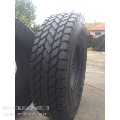 全钢丝轮胎 14.00R24 吊车轮胎 加厚耐磨 厂家直销
