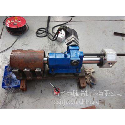 河南便携式绞孔机、捷瑞机床、便携式绞孔机选型