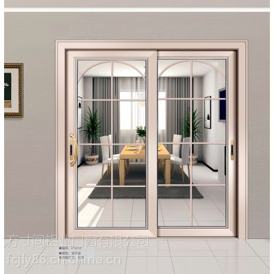 方寸间铝业门窗 致臻100中型推拉门新品上市