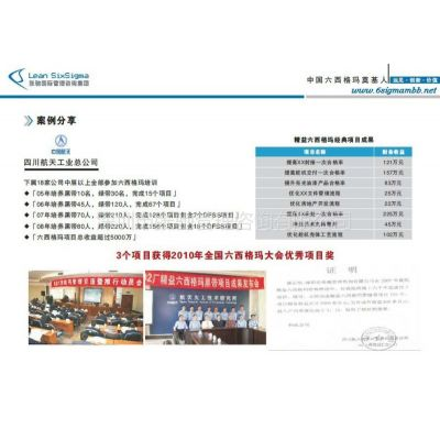 供应谁应该接受六西格玛的培训?深圳六西格玛培训咨询公司