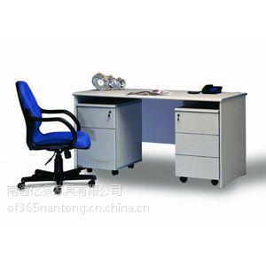南通板式办公桌,木制职员桌