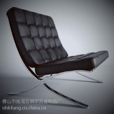 不锈钢休闲椅、祺丰家居、不锈钢休闲椅图片