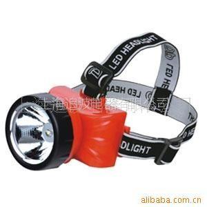 供应一级代理销售DP久量LED充电式头灯 LED-722A  1灯大功率 强弱光