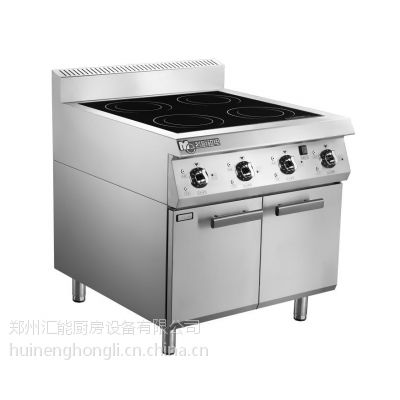 汇能厨具HDK-30KW×2-B双头电磁灶 大功率30kw双头