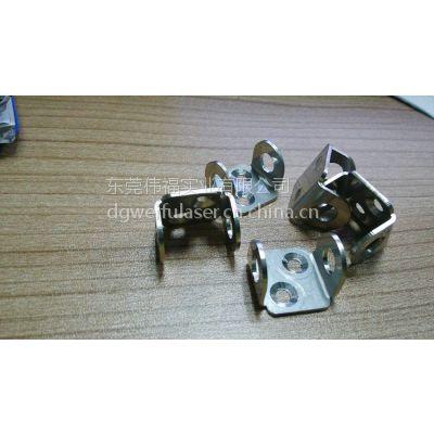 供应【厂家供应优质激光加工】1.2mm316L不锈钢板激光切割、折弯、沉孔加工