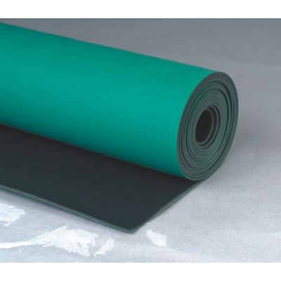 青岛防静电台垫 10mx1.2m 防静电胶皮垫子美安静电批发定制厂家