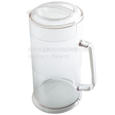 正品供应 PC64CW_美国CAMBRO 聚碳酸酯饮料壶 果汁冷水壶