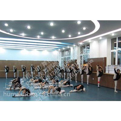 供应舞台地板、舞蹈地胶品牌济南沪美