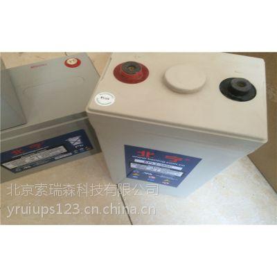 沧州北宁蓄电池2V600AH价格
