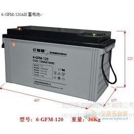 兰州复华蓄电池 6-GFM-100 100AH通讯蓄电池价格