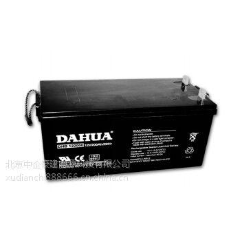 全新系列大华蓄电池DHB12400