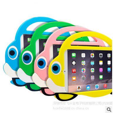 俊奇8寸儿童平板电脑保护套 JUN-Q13硅胶材质卡通风格 支持批发定制