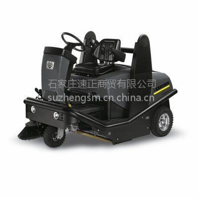 河北供应德国凯驰KM 120/150 R D驾驶式清扫车 柴油驱动清扫中或大面积的室内和室外区域