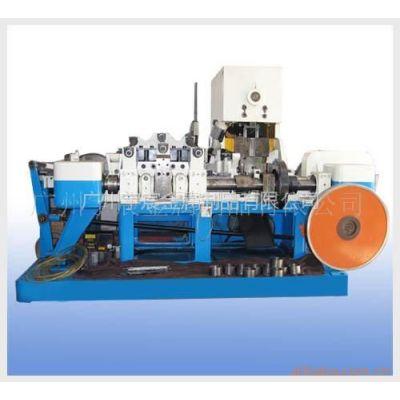 供应寻求自动管箍机合作 卡箍机 高速全自动冲压成型设备