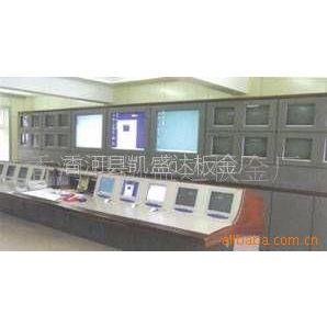 供应提供钣金类机柜、机箱、操作台、屏幕墙等产品加工