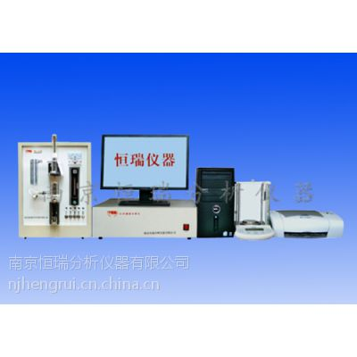 供应HR-DH1型电弧红外碳硫分析仪