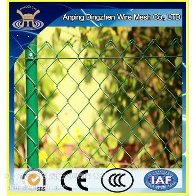 球场体育护栏 园艺护栏 优雅传统勾花网系列护栏 中国供应商供应经典护栏