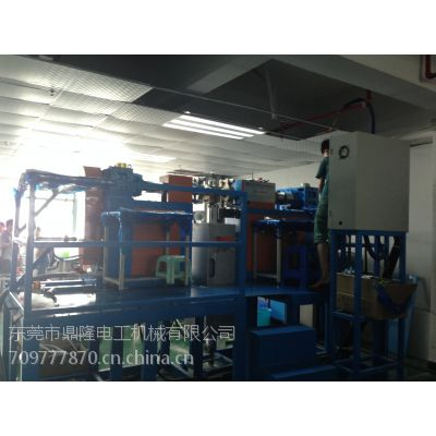 鼎隆65型高速硅胶管挤出机设备