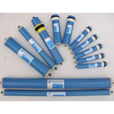 供应山东2800G东丽膜 工业纯水机反渗膜 多少钱1支反渗透膜