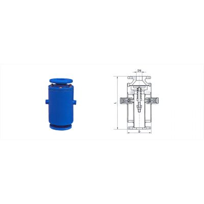 FA49H-Q-10/16 铸钢 DN80 FA49H-Q(A9H-Q)型防爆波阀规格型号及价格-安