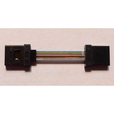 态路通信供应QSFP中MT-FA短纤