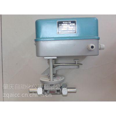 ZKJ-1电动执行器,ZKJ电动执行器,燃油电动执行器,肇庆自动化仪表有限公司