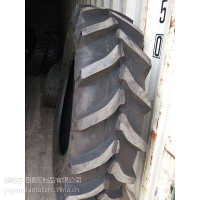 厂家直销 14.9-30 旱田人字轮胎 农用拖拉机