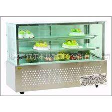 供应日式直角蛋糕柜 甜品店设备 厂家直销全国配送