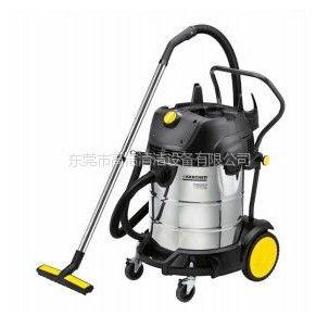 供应德国凯驰干湿两用真空吸尘器工业吸尘器 NT 75/2 Tact² Me *EU【购买1台以上有优惠】