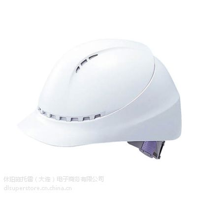 日本中山/TRUSCO中国总代理 防冲撞式 高透气型 白色安全帽 (DPM1820W)